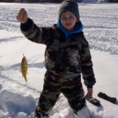 FREE Youth Ice Fishing Clinic (Cancelled Due To Ice Conditions)