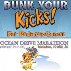 Ocean Drive Marathon & 1.5 Mile Kids Fun Run