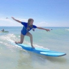 Surf's Up Party (Paddle, Skim & Boogie Board too!)