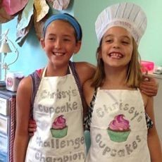 Crafty Themes, Cooking, Sewing - Tots to Teens
