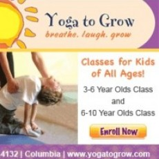 Yoga Classes for Kids