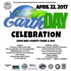 Earth Day Celebration & 5 K Run
