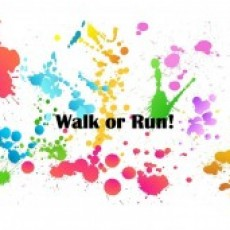Cape May County Color Fun Run