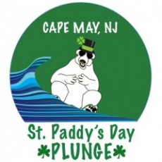 Cape May's 1st Annual: Paddy's Day Polar Bear Plunge & 5K