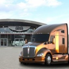 FAMILY STEAM DAY – EXPLORE BIG RIGS WITH KENWORTH TRUCK COMPANY