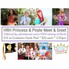 High Risk Hope Princess and Pirate Party