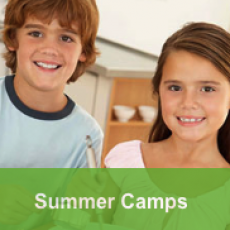 Summer Cooking Camps