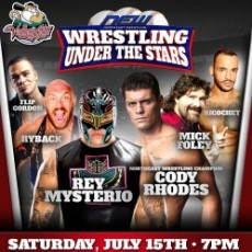 Wrestling Under the Stars comes to